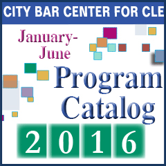 2016 january-june cle program catalog