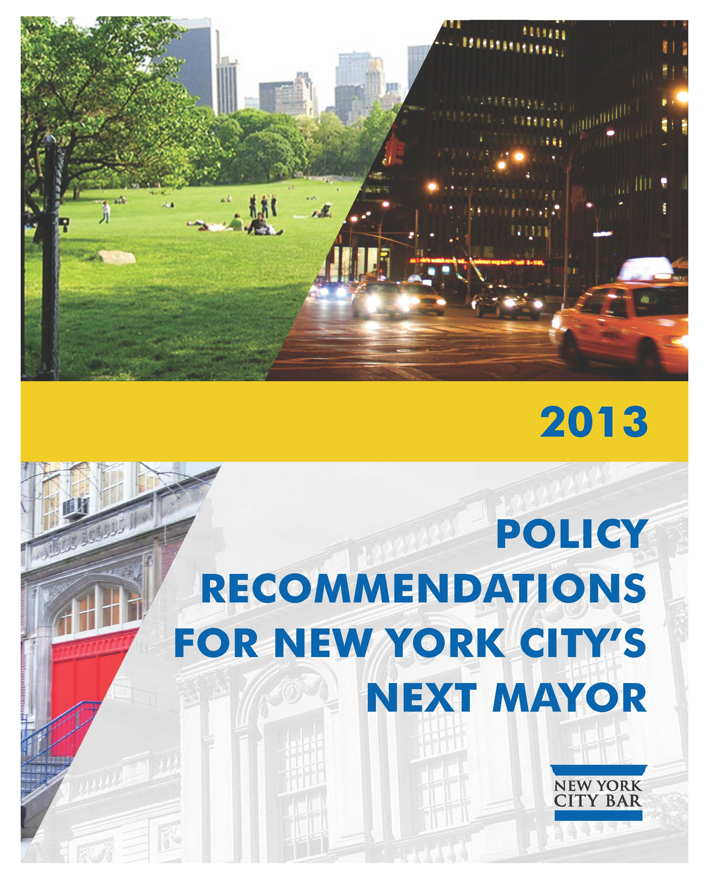 Mayoral Campaign Rec cover yellow 2