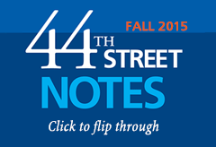 44th St Notes Fall 2015