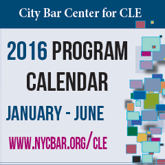 CLE program calendar jan-june 2016
